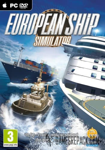 European Ship Simulator (ENG/MULTI8) [Repack] by FitGirl