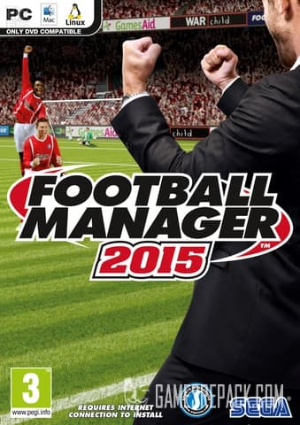 Football Manager 2015 (RUS/ENG/MULTI15) [Repack] by FitGirl
