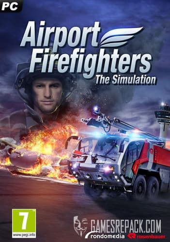 Airport Firefighters: The Simulation (RUS/ENG/MULTI6) [Repack] by FitGirl