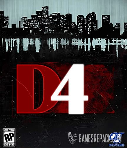 D4: Dark Dreams Don't Die (Active Gaming Media) (ENG/MULTI7) [Repack] by FitGirl