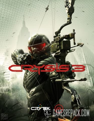 Crysis 3 Digital Deluxe Edition (Electronic Arts) (RUS/ENG) [Repack] by FitGirl