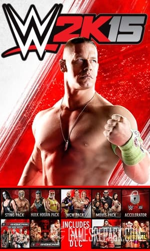 WWE 2K15 + все DLC (2K Sports) (ENG/MULTI5) [Repack] by FitGirl