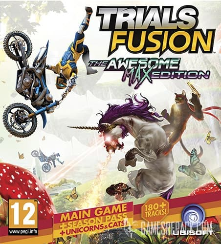 Trials Fusion: The Awesome MAX Edition (Ubisoft) (RUS/ENG/MULTI10) [Repack] by FitGirl