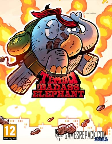 Tembo the Badass Elephant (Sega) (ENG/MULTI5) [Repack] by FitGirl