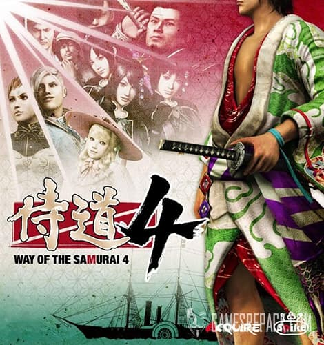 Way of the Samurai 4 (Ghostlight) (ENG/JAP) [Repack] by FitGirl