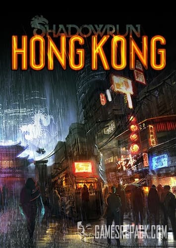 Shadowrun: Hong Kong (Harebrained Schemes) (ENG) [Repack] by FitGirl