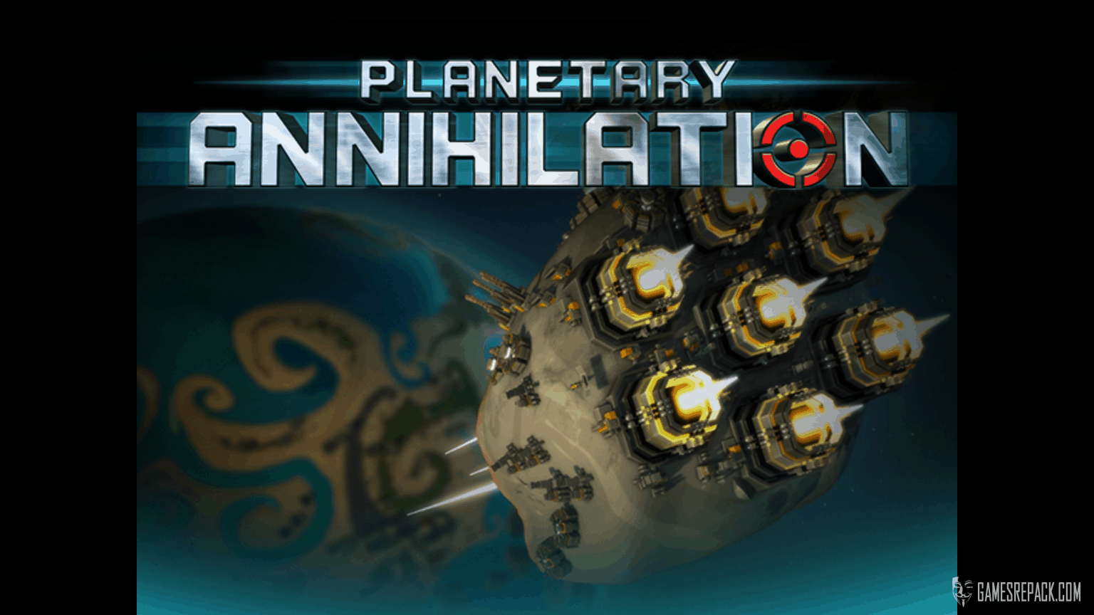 Planetary Annihilation: TITANS (RUS/ENG/MULTI24) [Repack] by FitGirl