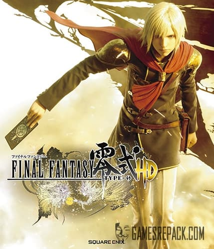 Final Fantasy Type-0 HD (ENG/JAP/MULTI9) [Repack] by FitGirl