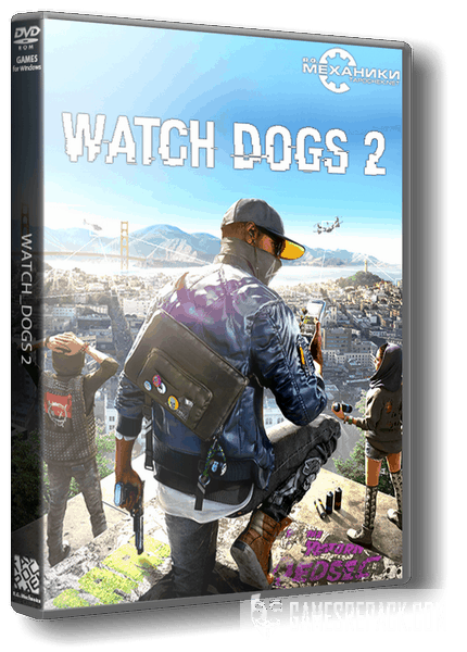 Watch Dogs 2 (RUS|ENG|MULTI) [Repack] от R.G. Механики