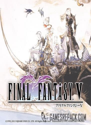 Final Fantasy V (Square Enix) (RUS/ENG/MULTI7) [Repack] by FitGirl