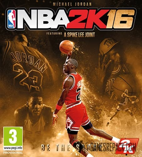 NBA 2K16 (2K Sports) (ENG/MULTI8) [Repack] by FitGirl