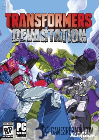 Transformers: Devastation (Activision) (ENG/MULTI5) [Repack] by FitGirl