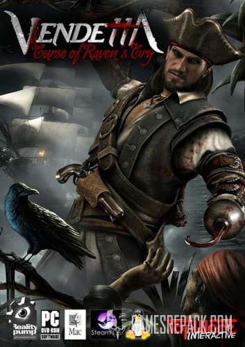 Vendetta: Curse of Raven's Cry (TopWare Interactive) (ENG/GER) [Repack] by FitGirl