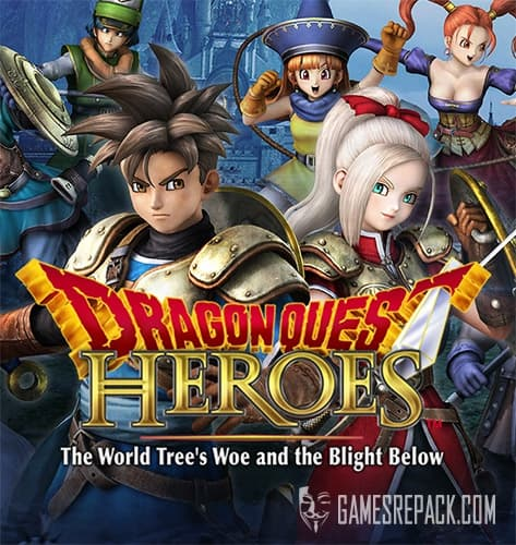 Dragon Quest Heroes: Slime Edition (Square Enix) (ENG/MULTI7) [Repack] by FitGirl
