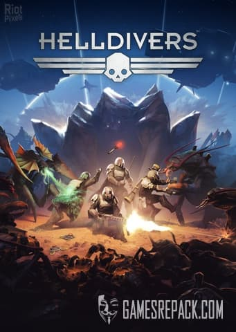 Helldivers  (RUS/ENG/MULTI18) [Repack] by FitGirl