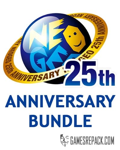 NEOGEO 25th Anniversary Bundle (SNK PlayMore) (ENG) [Repack] by FitGirl