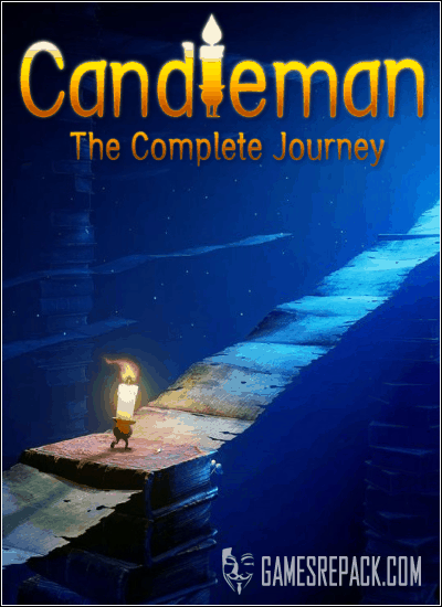 Candleman: The Complete Journey (Spotlightor Interactive, Zodiac Interactive) (RUS|ENG|MULTi17) [L]