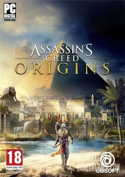 Assassin's Creed: Origins - Gold Edition / Assassin's Creed: Истоки Золотое издание (Ubisoft) (RUS|ENG|MULTi12) [L]