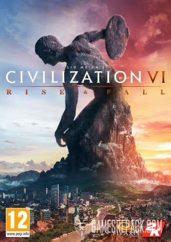Sid Meier's Civilization VI: Rise and Fall (2K Games) (RUS/ENG/MULTi12) [L]