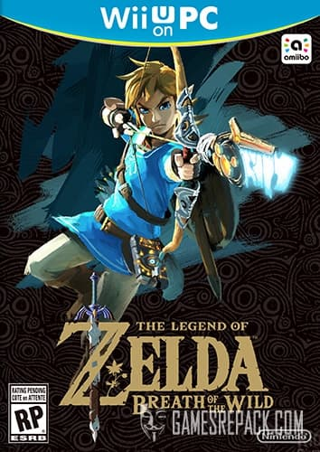 The Legend of Zelda: Breath of the Wild (RUS/ENG/MULTI6) [Repack] by FitGirl