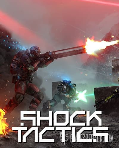 Shock Tactics (EuroVideo Medien) (RUS/ENG/MULTI6) [Repack] by FitGirl