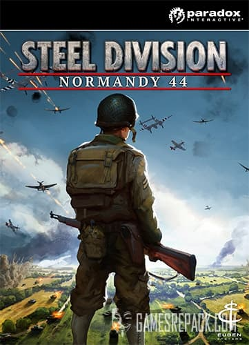 Steel Division: Normandy 44 (Paradox Interactive) (RUS/ENG/MULTI5) [Repack] by FitGirl