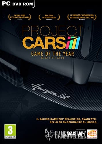 Project CARS: Game of the Year Edition (Slightly Mad Studios) (RUS/ENG/MULTI8) [Repack] by FitGirl