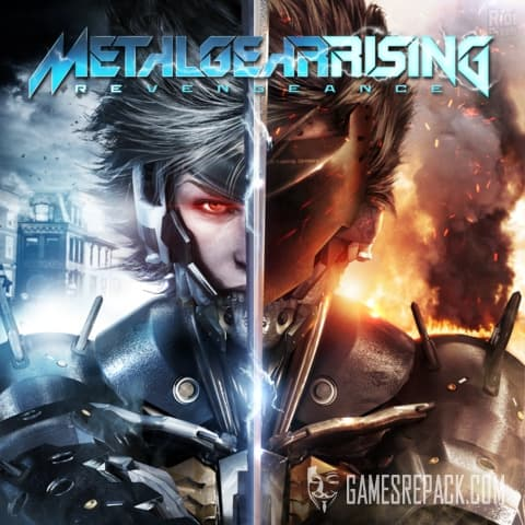 Metal Gear Rising: Revengeance (RUS/ENG/MULTI7) [Repack] by FitGirl