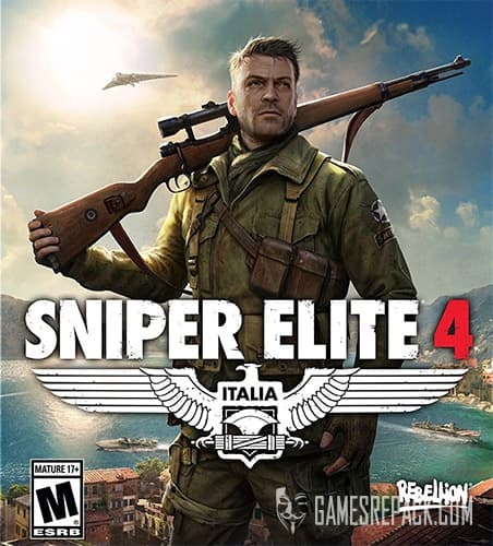 Sniper Elite 4: Deluxe Edition (Rebellion Developments) (RUS/ENG) [Repack] by FitGirl