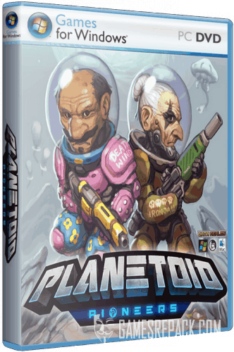 Planetoid Pioneers (Data Realms, LLC) (ENG) [L]