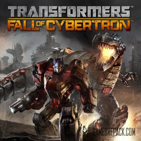 Transformers: Fall of Cybertron (Activision) (RUS/ENG/MULTI6) [Repack] by FitGirl