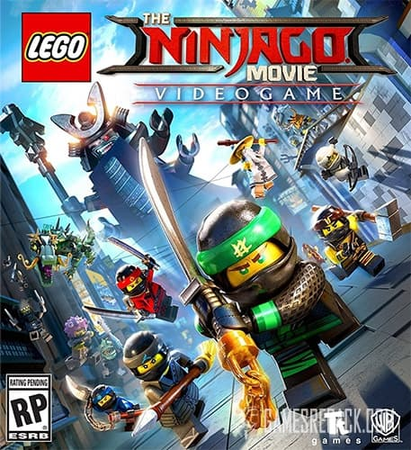 The LEGO Ninjago Movie - Video Game (Warner Bros.) (RUS/ENG) [Repack] by FitGirl