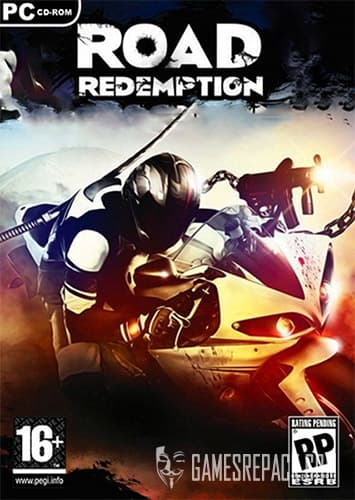 Road Redemption (EQ Games) (RUS/ENG/MULTI8) [Repack] by FitGirl