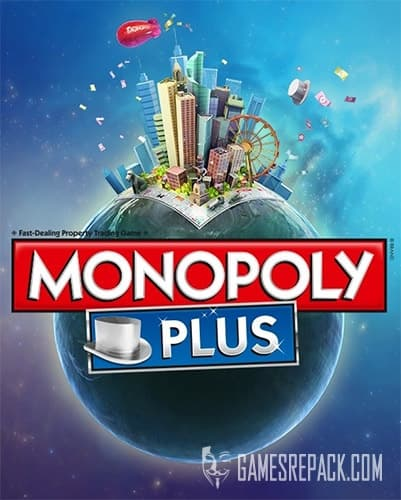 Monopoly Plus (Ubisoft) (RUS/ENG/MULTI10) [Repack] by FitGirl