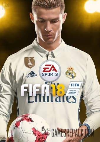 FIFA 18 (Electronic Arts) (RUS/ENG) [Repack] by FitGirl