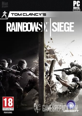 Tom Clancy's Rainbow Six: Siege (Ubisoft) (RUS/ENG/MULTI14) [Repack] by FitGirl