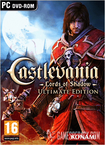 Castlevania Lords of Shadow Trilogy (Konami Digital Entertainment) (ENG/RUS|Multi7) [Repack] от R.G. Catalyst