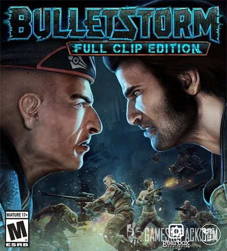 Bulletstorm: Full Clip Edition (Gearbox Software) (RUS/ENG/MULTi9) [Repack] by FitGirl