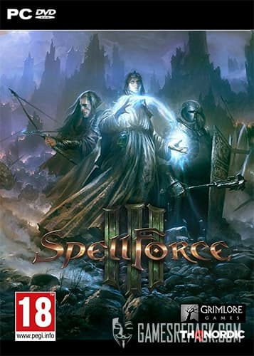 SpellForce 3 (THQ Nordic) (RUS/ENG/MULTi8) [Repack] by FitGirl