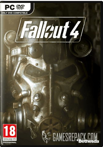 Fallout 4 High Resolution Texture Pack (Bethesda) (Universal) [Repack] by FitGirl