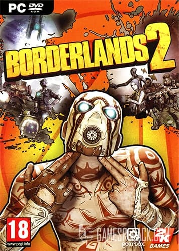 Borderlands 2  (RUS/ENG) [Repack] by FitGirl