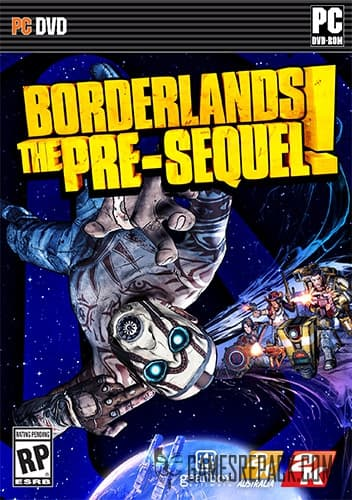 Borderlands: The Pre-Sequel (2K Games) (RUS/ENG) [Repack] by FitGirl