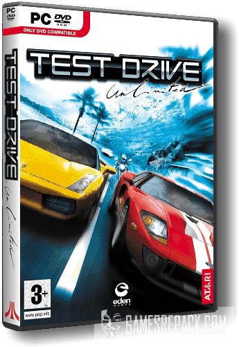 Дилогия Test Drive Unlimited (Акелла/1С) (RUS/ENG) [Lossless Repack] от R.G. Catalyst