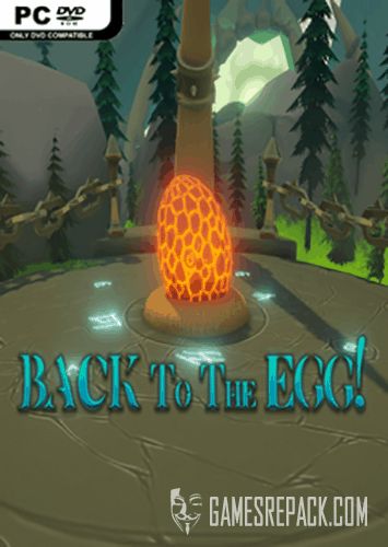 BACK TO THE EGG! (JaudaLabs) (ENG) [L]