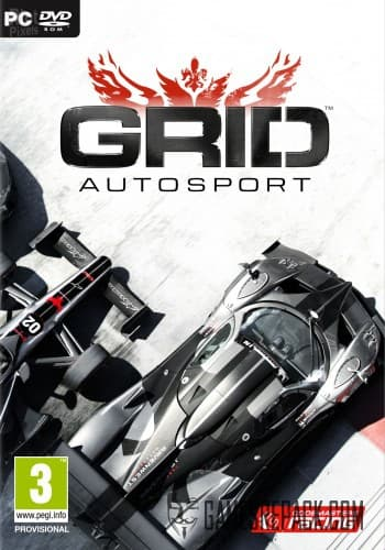 GRID Autosport (Codemasters) (Rus/Eng/Multi9) [Repack] от R.G. Catalyst