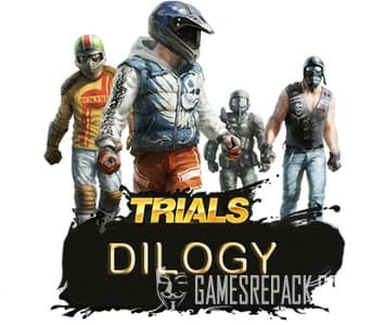Trials Dilogy (Ubisoft) (ENG/RUS/MULTI) [Repack] от R.G. Catalyst