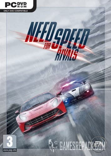 Need for Speed. Rivals. Digital Deluxe Edition (Electronic Arts) (ENG/RUS) [Repack] от R.G. Catalyst