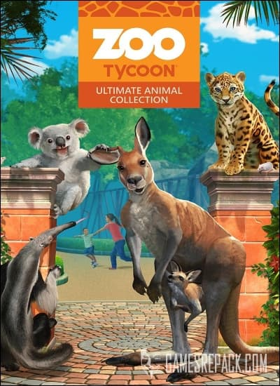 Zoo Tycoon: Ultimate Animal Collection (Microsoft Studios) (RUS|ENG|MULTi12) [L]