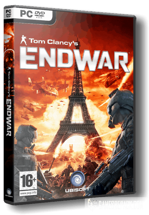 Tom Clancy's EndWar (GFI / Руссобит-М) (RUS/ENG) [Repack] от R.G. Catalyst