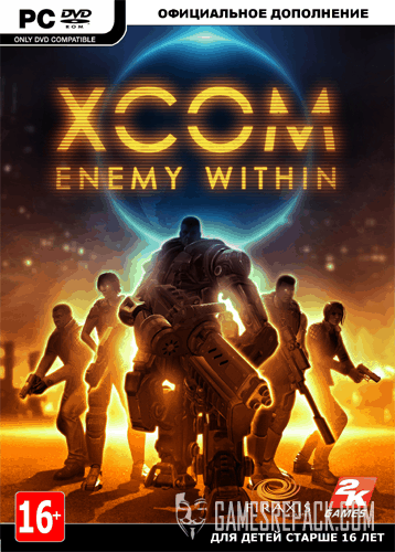 XCOM: Enemy Unknown - The Complete Edition (2K Games \ 1С-СофтКлаб) (RUS / ENG / Multi) от R.G. Catalyst